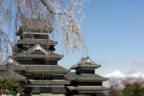 1-Tages-Nagano nach Matsumoto: Burgen...