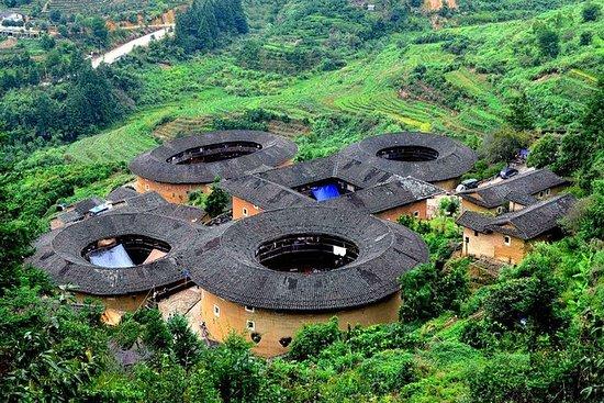1 Day Fujian Hakka Tulou Tour...