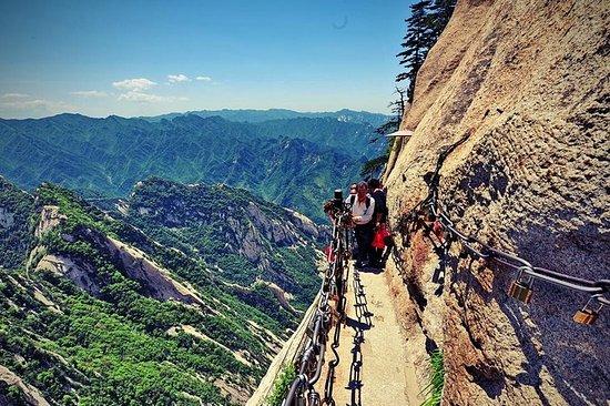 Private Xian Mt Huashan Adventure