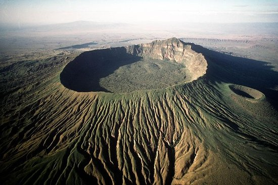 Mount Longonot Full-Day Hiking and...