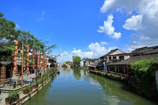Private Day Tour til Xitang Water...