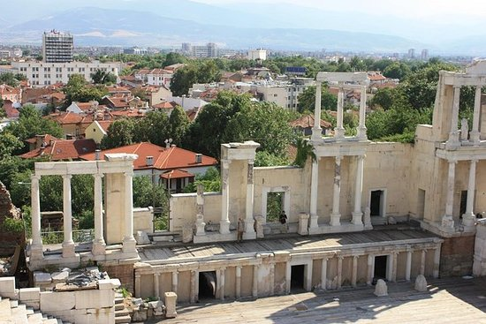 PLOVDIV AND STAROSEL DAY TRIP FROM...