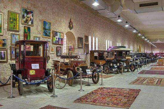 Visite du musée du Qatar