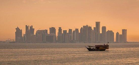 Crucero Sunset Dhow con la caminata...