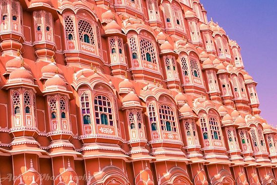 Delhi Jaipur Private Full-Day Trip with...