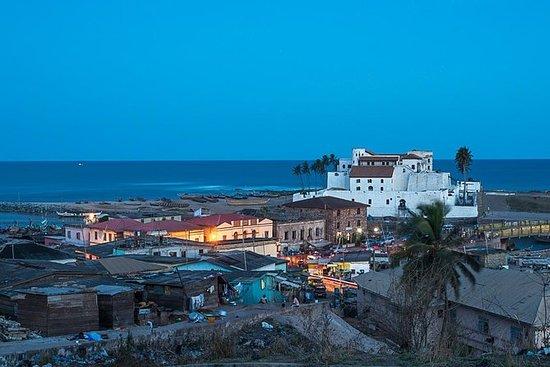 Elmina Castle og Cape Coast Castle...