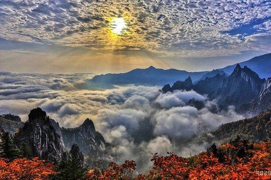 Tour della Corea! Parco nazionale di