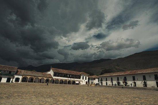 "Villa de Leyva和""陶瓷小镇""Ráquira一日游"
