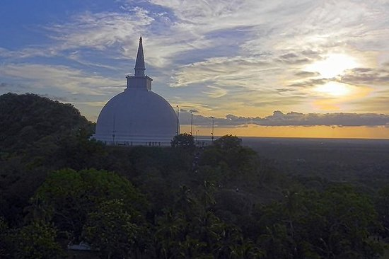 Day Tour To Anuradhapura From Colombo