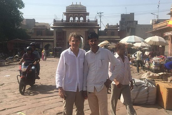 Mesmo dia Agra Tour De carro