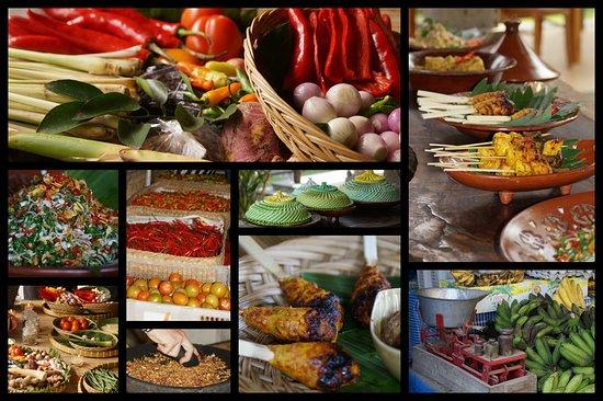 Ubud, Indonesia: The Food.