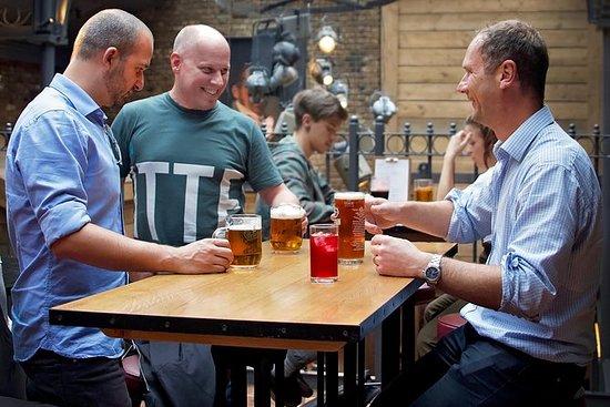 Expérience de bière à Londres