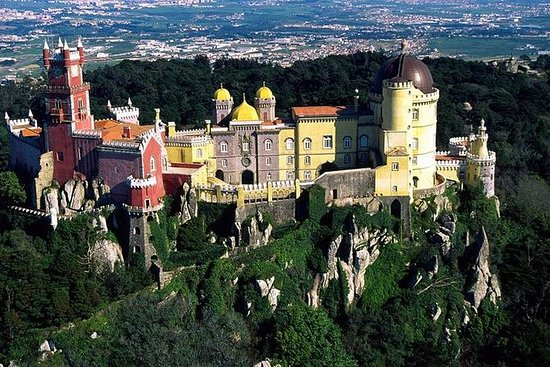 Meio Dia - Tour Privado Sintra: HALF DAY - PRIVATE TOUR SINTRA