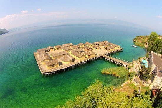 Ohrid, Saint Naum & Bay of the bones...