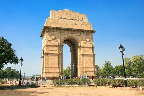 Un giorno a Old & New Delhi