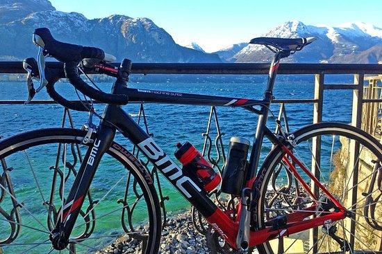 Excursion en vélo au lac de Côme et à...