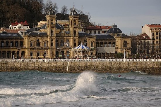 Visit San Sebastian, the Basque Wine...