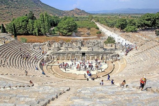 Ephesus fra Istanbul Private Day Tour...