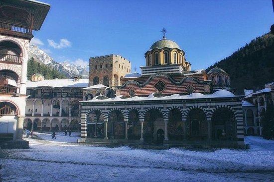 Rila monastery Private Day Tour From Sofia: Rila monastery and Boyana church