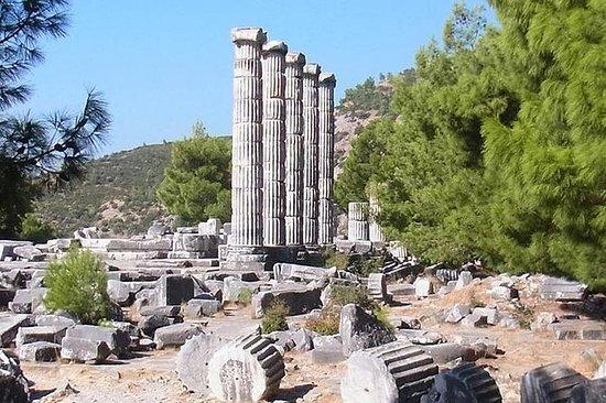 Priene Miletus Didymaプライベートツアー