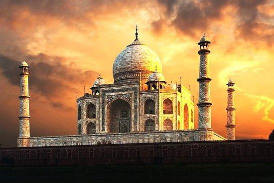 Taj Mahal Agra Day Trip