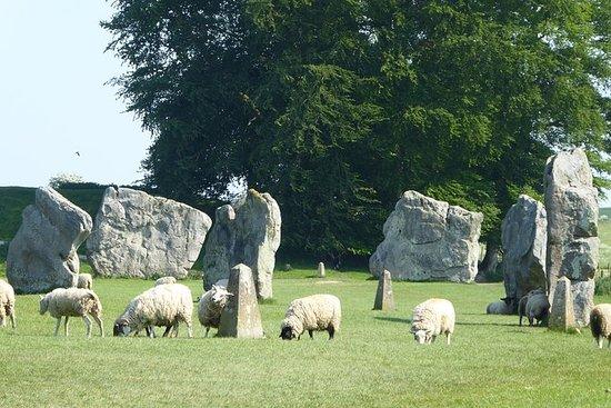 古代英国之旅 - 巴斯私人一日游