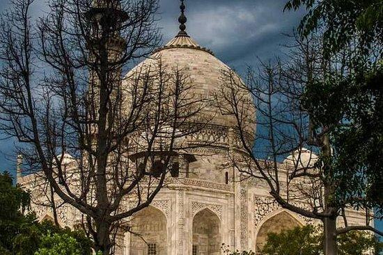 Viagem de um dia ao Taj Mahal