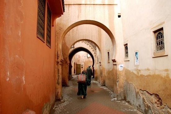 Medina of Marrakesh guidet tur