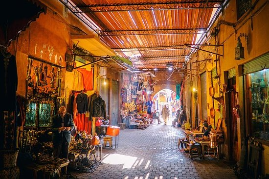 MEDINA DE MARRAKECH SHOPPING TOUR