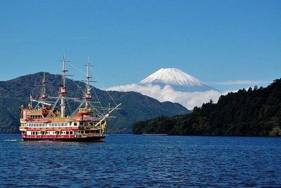 Monte panoramico Fuji, Hakone Owakudani...
