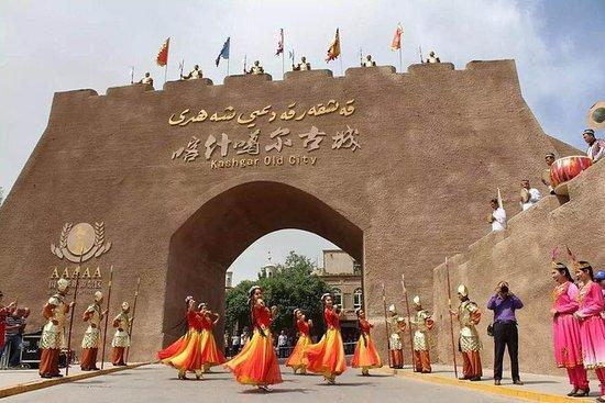 All inclusive Private Kashgar City...