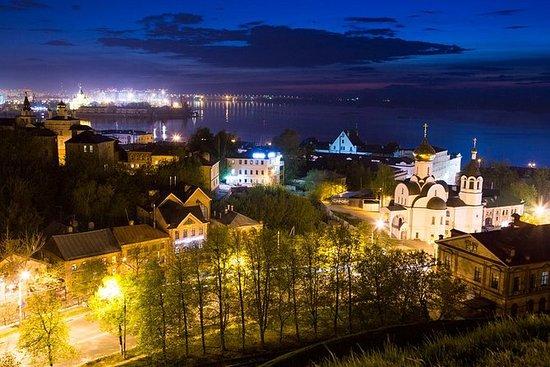 Scopri il fascino di Nizhny Novgorod dopo Dark in Private Tour