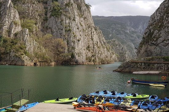 Full-Day Matka Canyon og Tetovo Tour...