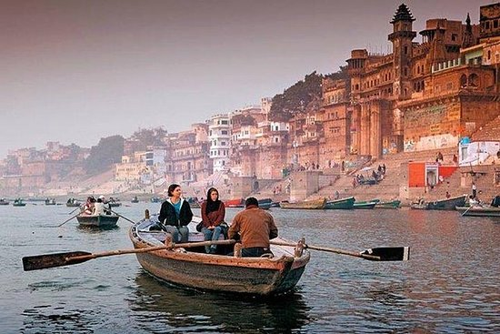 Varanasi Tour av E-rickshaw
