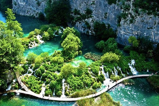Plitvice Lakes Private Day Tour fra...