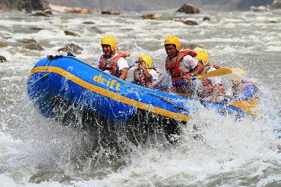 Full Day Trishuli River Rafting Trip...