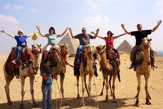 1 Tag Tour nach Kairo von Hurghada...