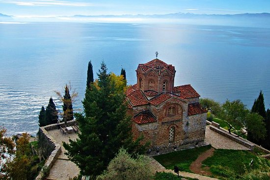 Full day tour of Ohrid with St Naum...