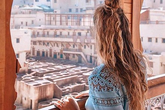 Privat rundvisning i Fez
