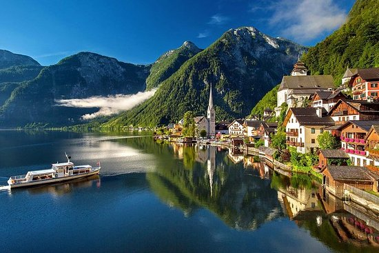 Private Tour of Melk Hallstatt and...