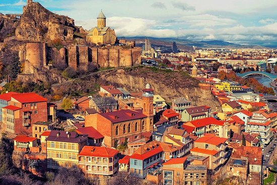 Half-Day Tbilisi - Mtskheta (Two Capitals Of Georgia) Private Guided Tour