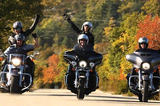 Harley Davidson Tour en los lagos al...