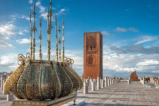 Excursion d'une journée de Fès à Rabat