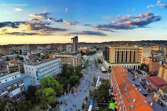 Överför Skopje till Tirana med ...