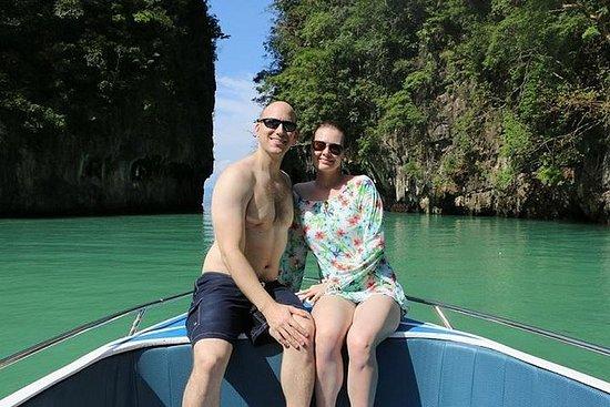 James Bond Island Tour from Krabi by...