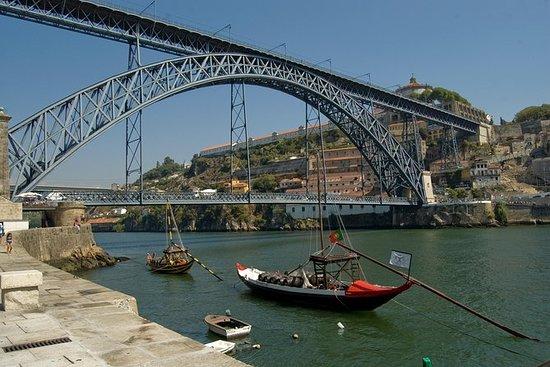 Tour privato di Coimbra e Oporto Da