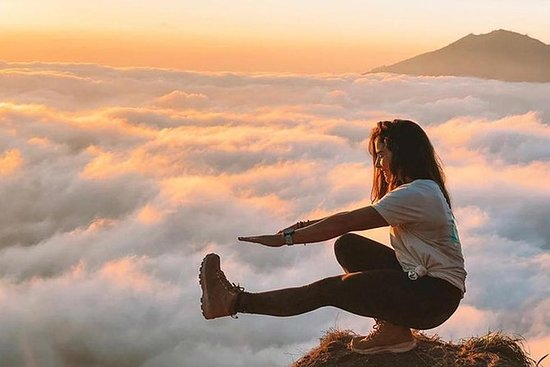 Høydepunkter Mount Batur og Natural...