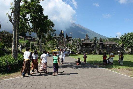 Tour dos Templos de Bali