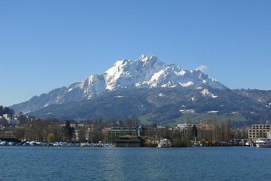 Lake Luzern pick og mix Tour - kør...