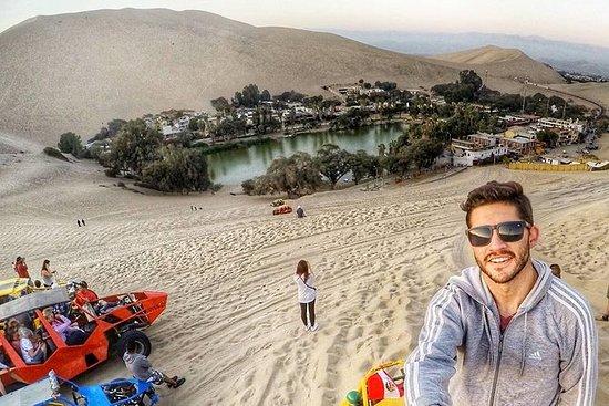 Desierto de Huacachina, transporte...
